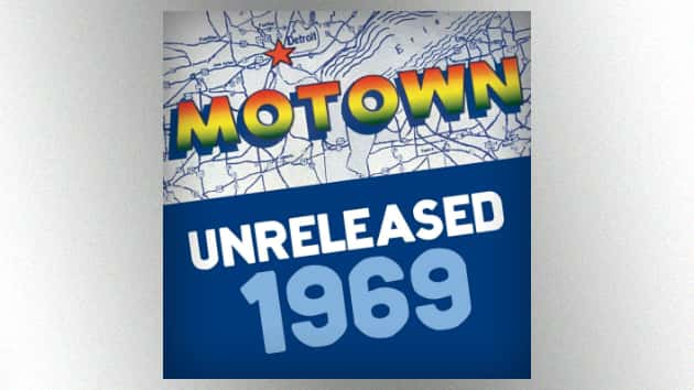 New digital compilation 'Motown Unreleased: 1969' features rare tracks from Stevie Wonder, The Supremes and more