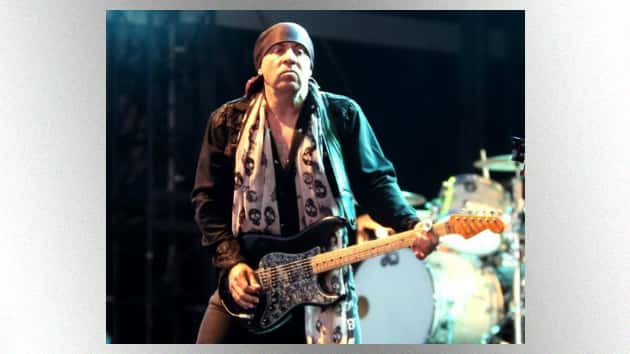 """Little Steven"" Van Zandt to be honored for his support of arts education at New York fundraising gala"