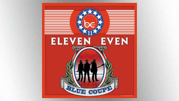 Blue Coupe, featuring ex-Blue Oyster Cult and Alice Cooper band members, releases new album, 'Eleven Even'