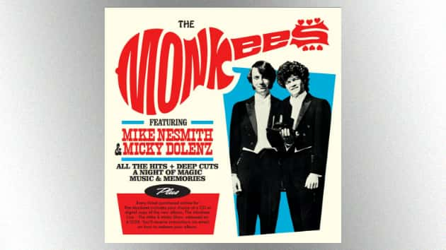 The Monkees' Micky Dolenz & Mike Nesmith announce 2020 tour dates, plans for group's first live album