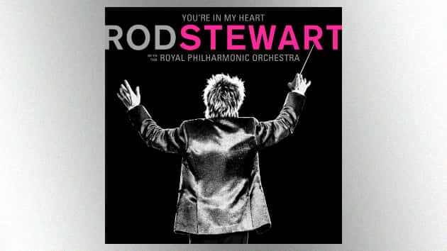 Rod Stewart becomes oldest male solo artist to top the UK album chart
