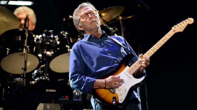 Check out set list of star-studded Ginger Baker tribute show headlined by Eric Clapton