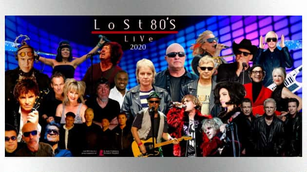 2020 Lost 80's Live Tour to feature The Romantics, A Flock of Seagulls, Naked Eyes and more veteran acts