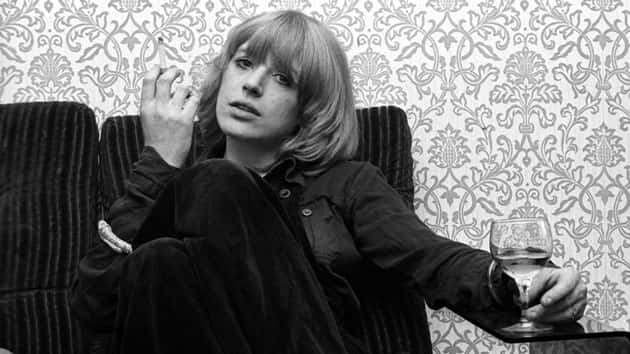 Marianne Faithfull reportedly in stable condition after being hospitalized with the coronavirus