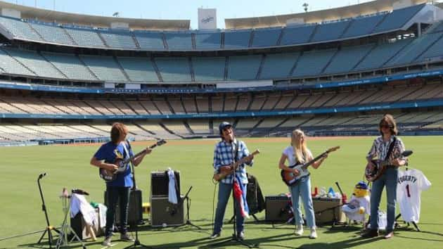 "Watch John Fogerty play ""Centerfield"" in Dodger Stadium while celebrating his 75th birthday"