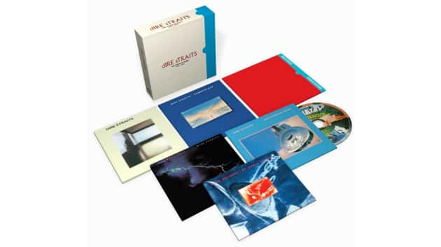 New Dire Straits box set featuring the band's six studio albums due in October