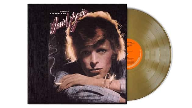 David Bowie's 'Young Americans' to be reissued on gold vinyl to mark album's 45th anniversary