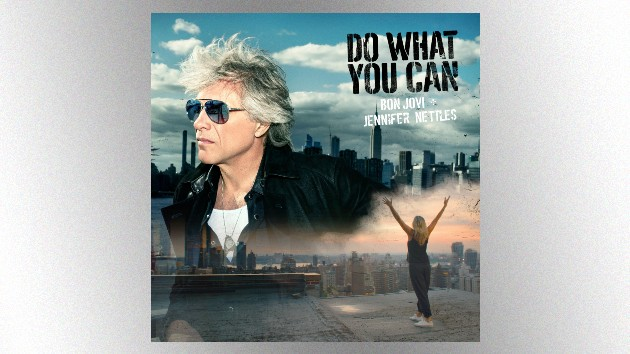 """Listen to Bon Jovi reunite with Jennifer Nettles for new version of """"Do What You Can"""""""