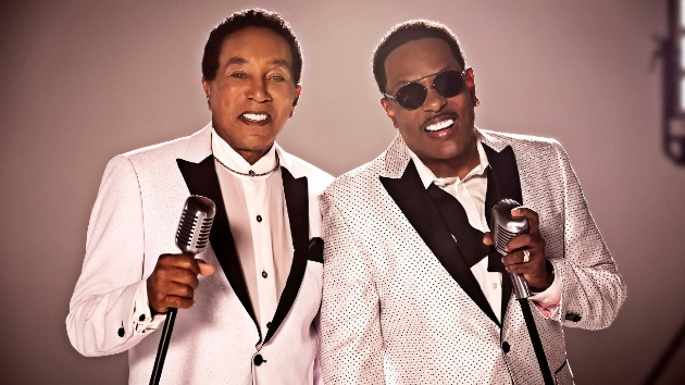 "Watch music video for Smokey Robinson's new duet with Charlie Wilson, ""All of My Love"""