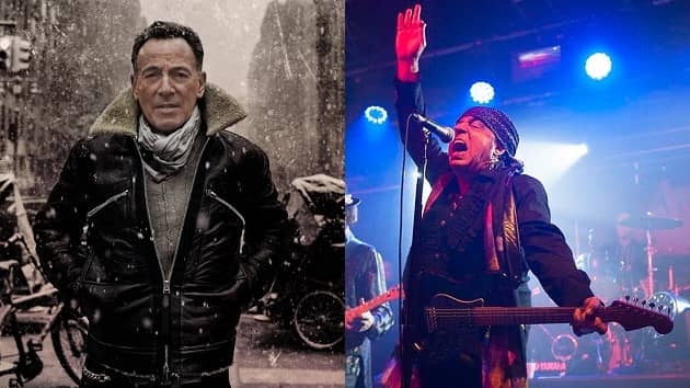 Bruce Springsteen chats with Steven Van Zandt about new 'Letter to You' album and documentary
