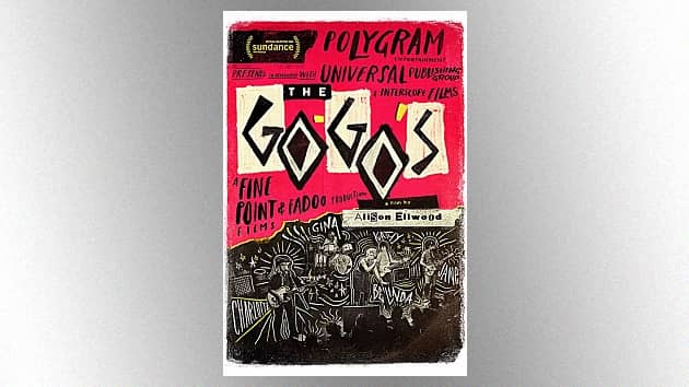 New Go-Go's documentary being released on DVD, Blu-ray, digitally and for rental in February