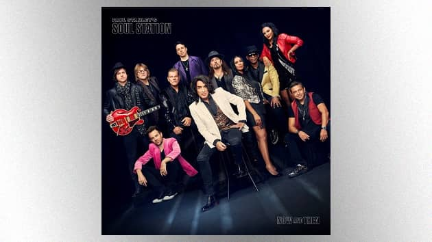 Now and Then: KISS frontman Paul Stanley's Soul Station side group to release debut album in March