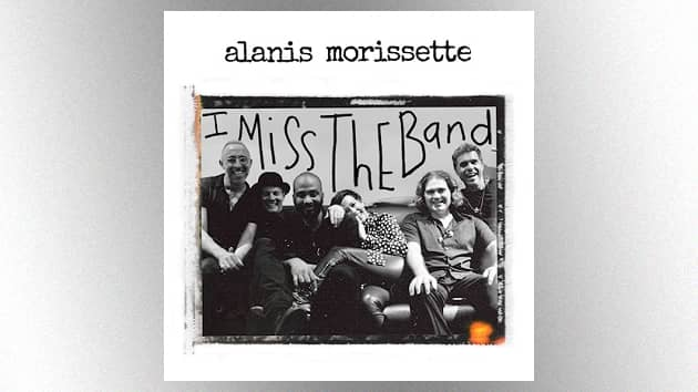 """""""I Miss the Band"""": Alanis Morissette pays tribute to her road family in new song"""