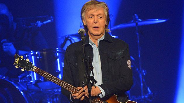 New Hulu docuseries featuring Paul McCartney interviewed by Rick Rubin premiering in July