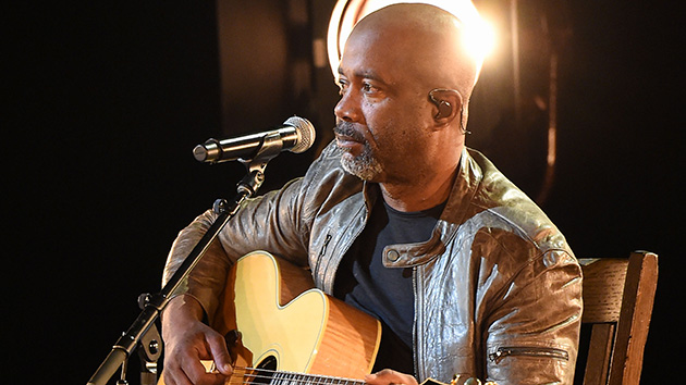 """Darius Rucker admits son Jack doesn't introduce him to new music: """"I can't handle it"""""""