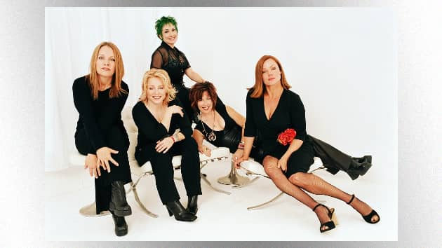 The Go-Go's announce late-2021, early-2022 tour dates, including New Year's shows in Las Vegas