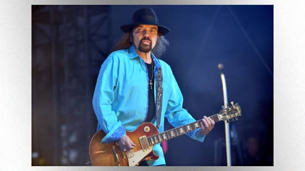 Lynyrd Skynyrd guitarist Gary Rossington recovering from emergency heart operation