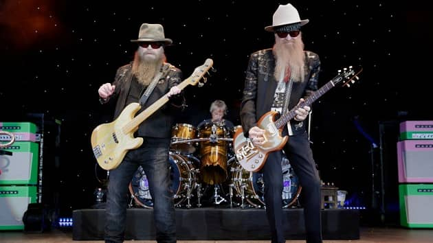 ZZ Top's Billy Gibbons says band will continue following the death of bassist Dusty Hill