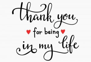 thank you for being in my life 98 1 fm real music variety madison wi