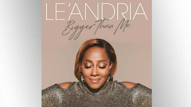 From homelessness to a Grammy win, Le'Andria Johnson talks about her journey to stardom