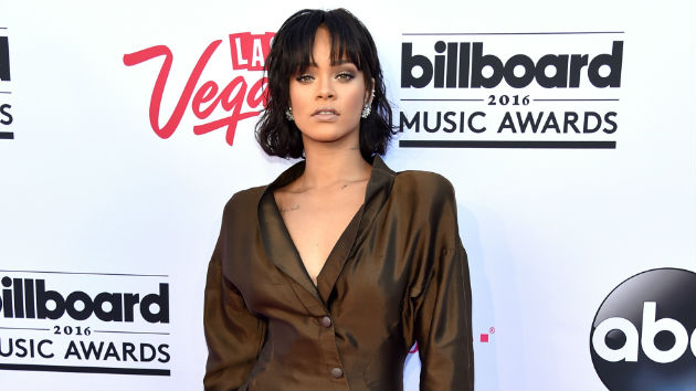 """Look what hard """"work work work"""" can buy: Rihanna's new $7 million mansion"""