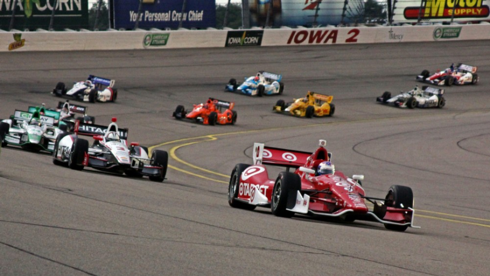 IndyCar Season To Open At St. Petersburg This Weekend