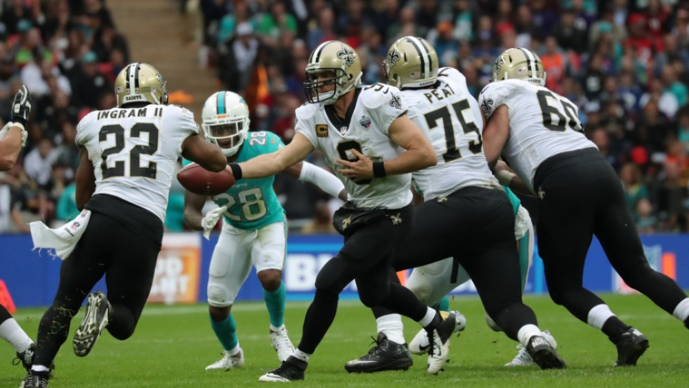 Saints' Mark Ingram Appeals 4-Game Drug Suspension