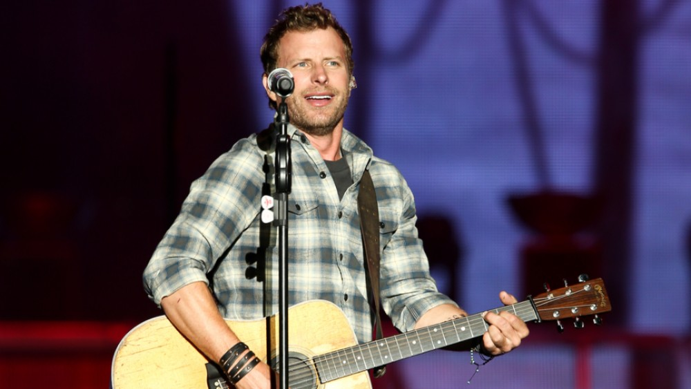 Dierks Bentley To Play New Album 'The Mountain' At Late-Night Nashville Show