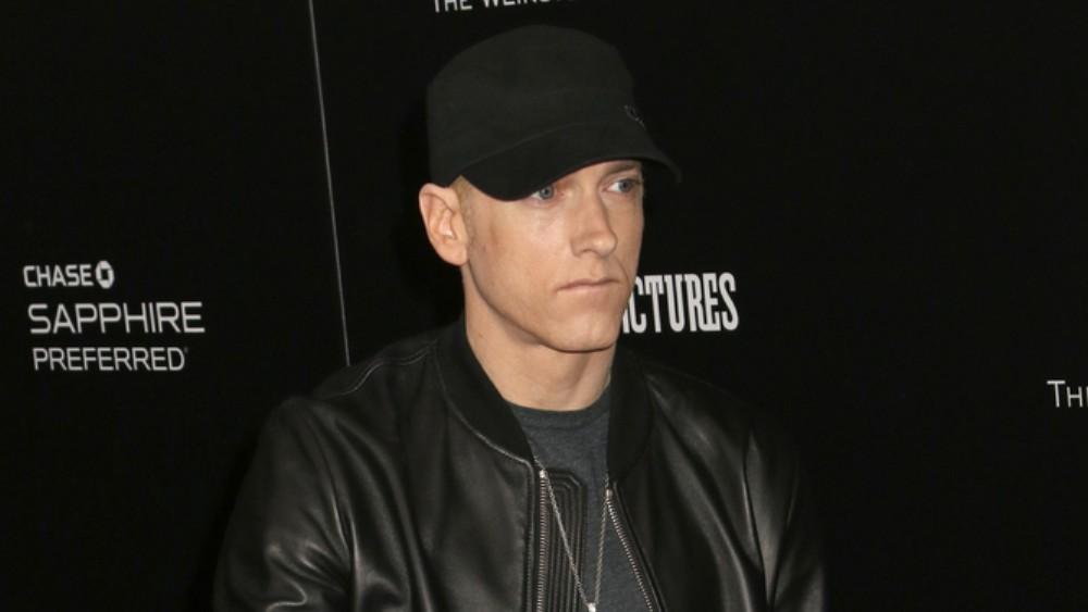 Eminem Faces Backlash For Using Realistic Gun Shot Sounds During 2018 Bonnaroo Festival Performance