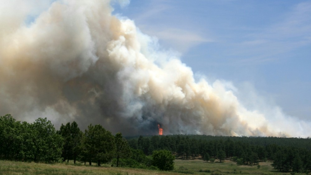 Wildfire In Colorado Forces More Evacuations As It Doubles In Size