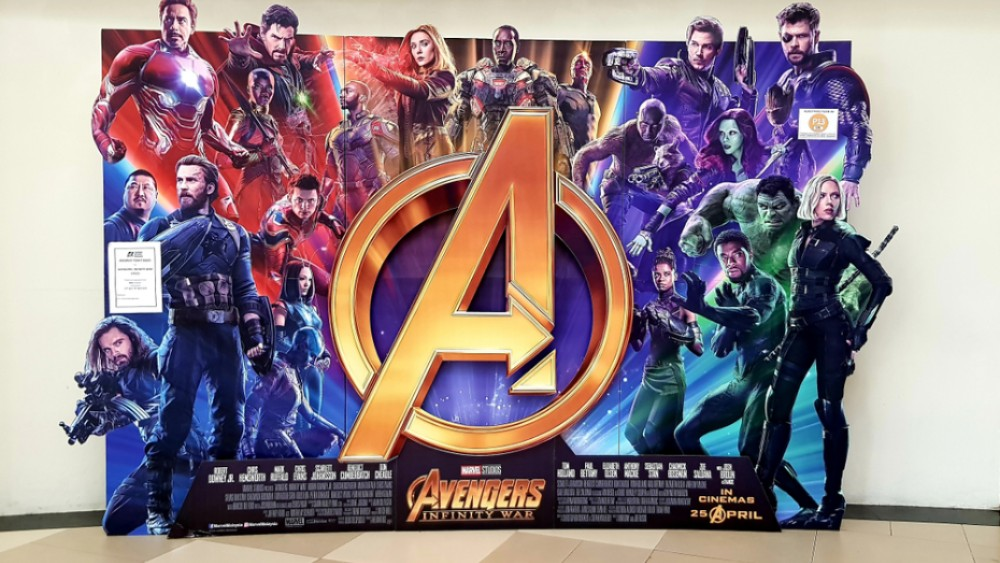 Avengers: Infinity War Crosses $2 Billion At The Box Office Worldwide