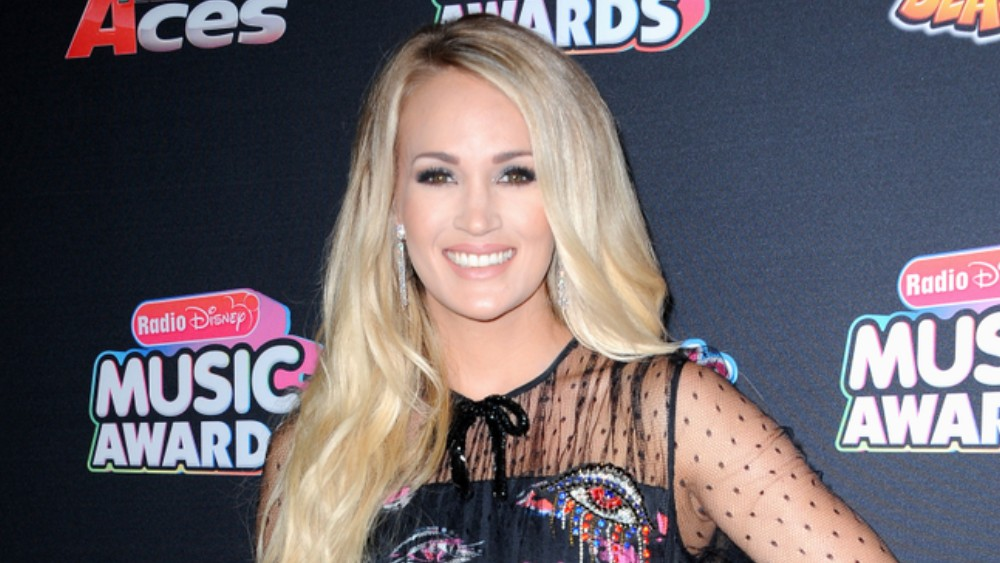 Carrie Underwood Performs On NYC Rooftop For 4th of July Concert