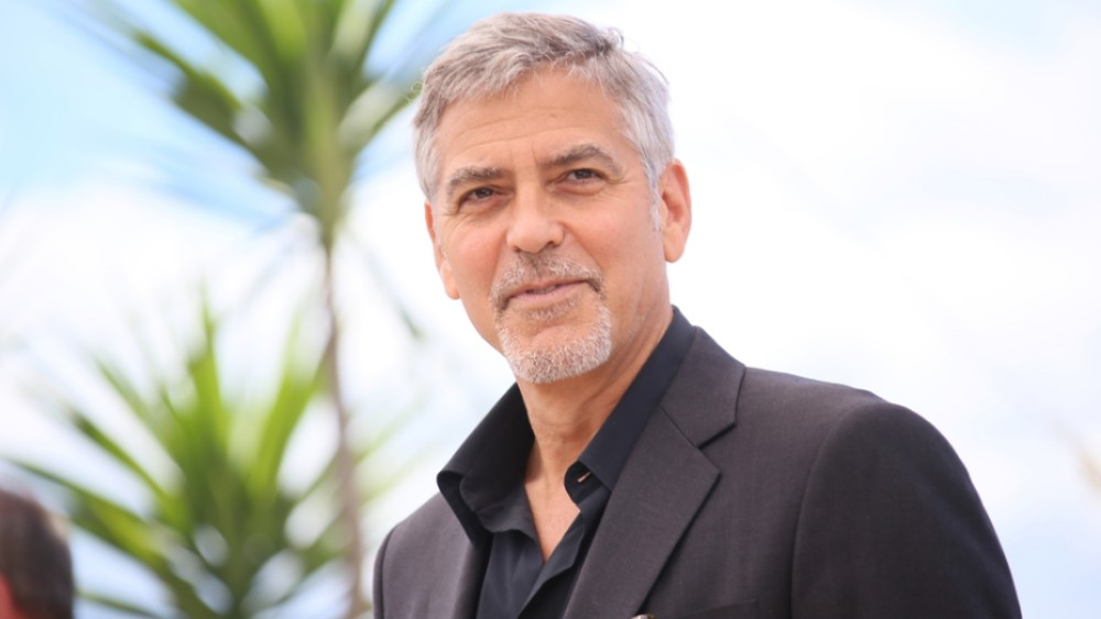 George Clooney Recovering At His Home Following Scooter Crash In Italy