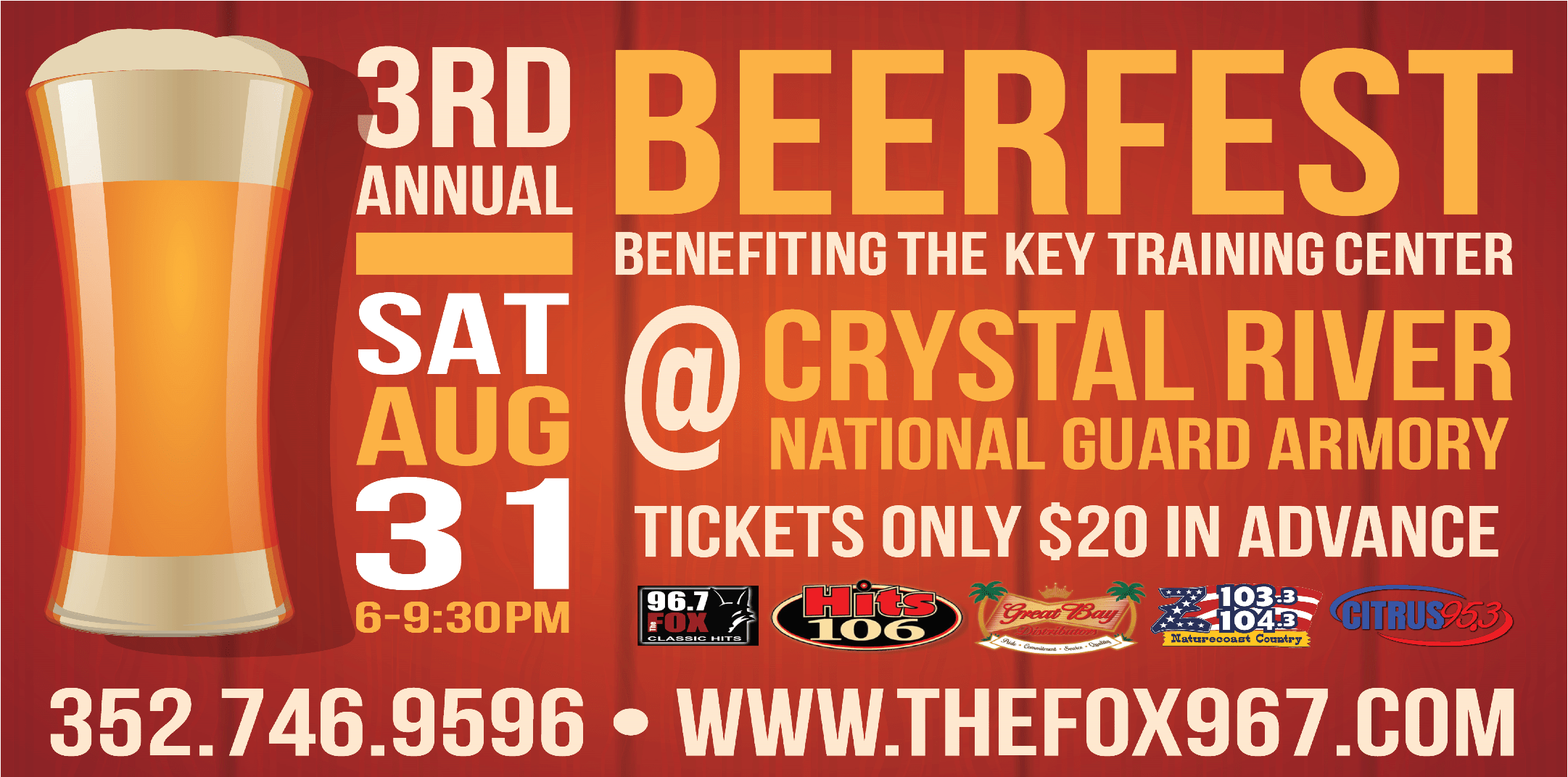 The Fox 96.7 Beerfest