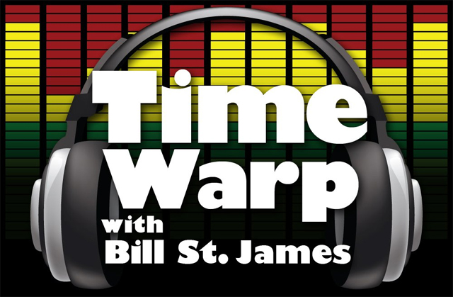 "NEW Show On The Fox 96.7 ""Time Warp With Bill St. James"