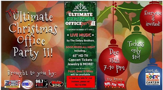 The Ultimate Office Christmas Party II