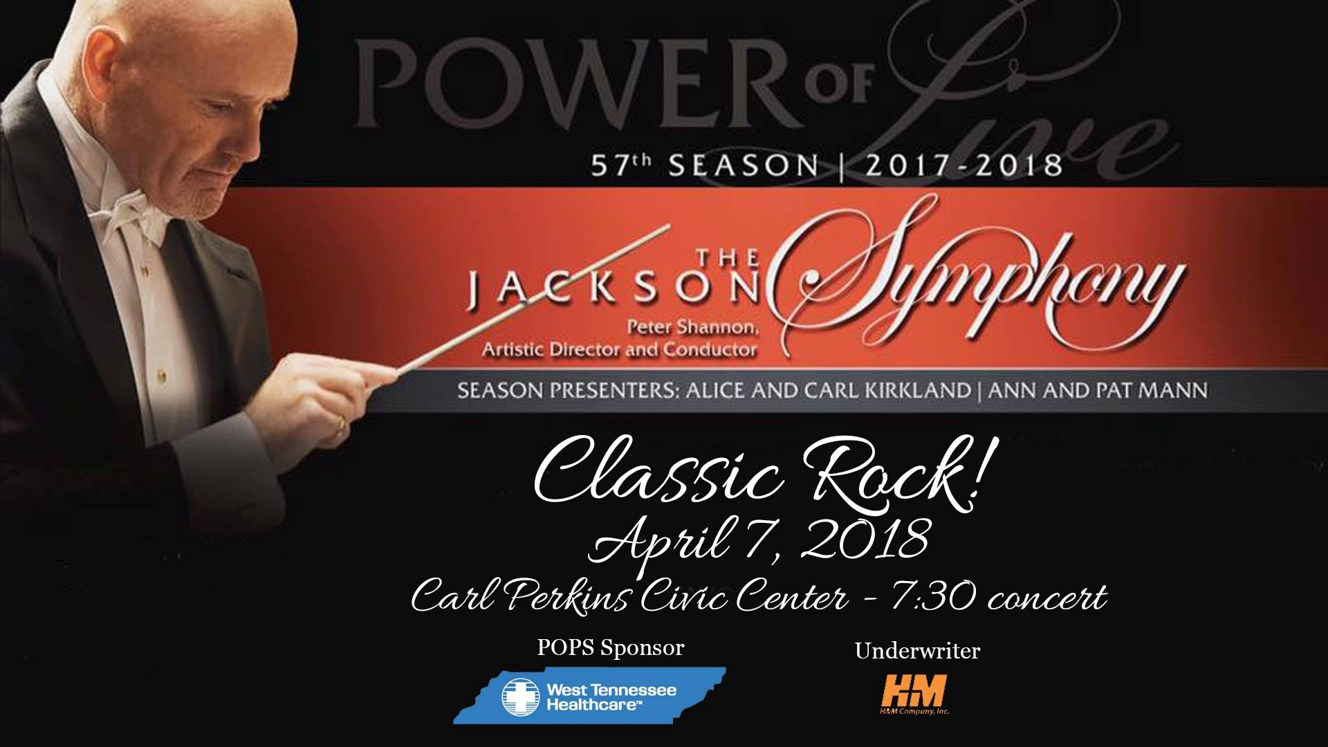 The Jackson Symphony-Classic Rock