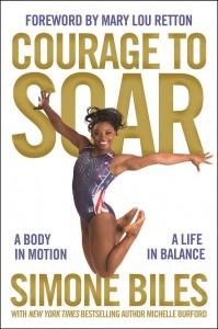 4 Simone Biles - Courage to Soar Cover