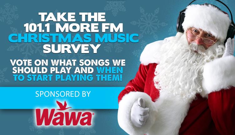 101.1 More FM Christmas Music Survey – 2017 | 101.1 More FM ...