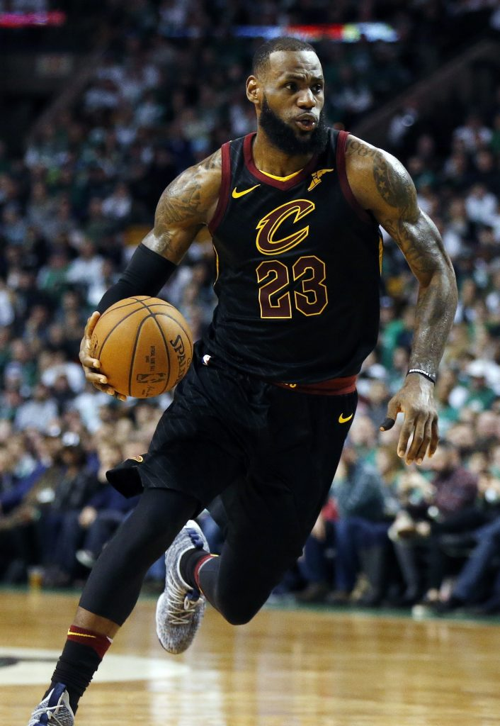Wha??? Lebron James was in Philly Philly???   Today's 101.1 More FM Philadelphia
