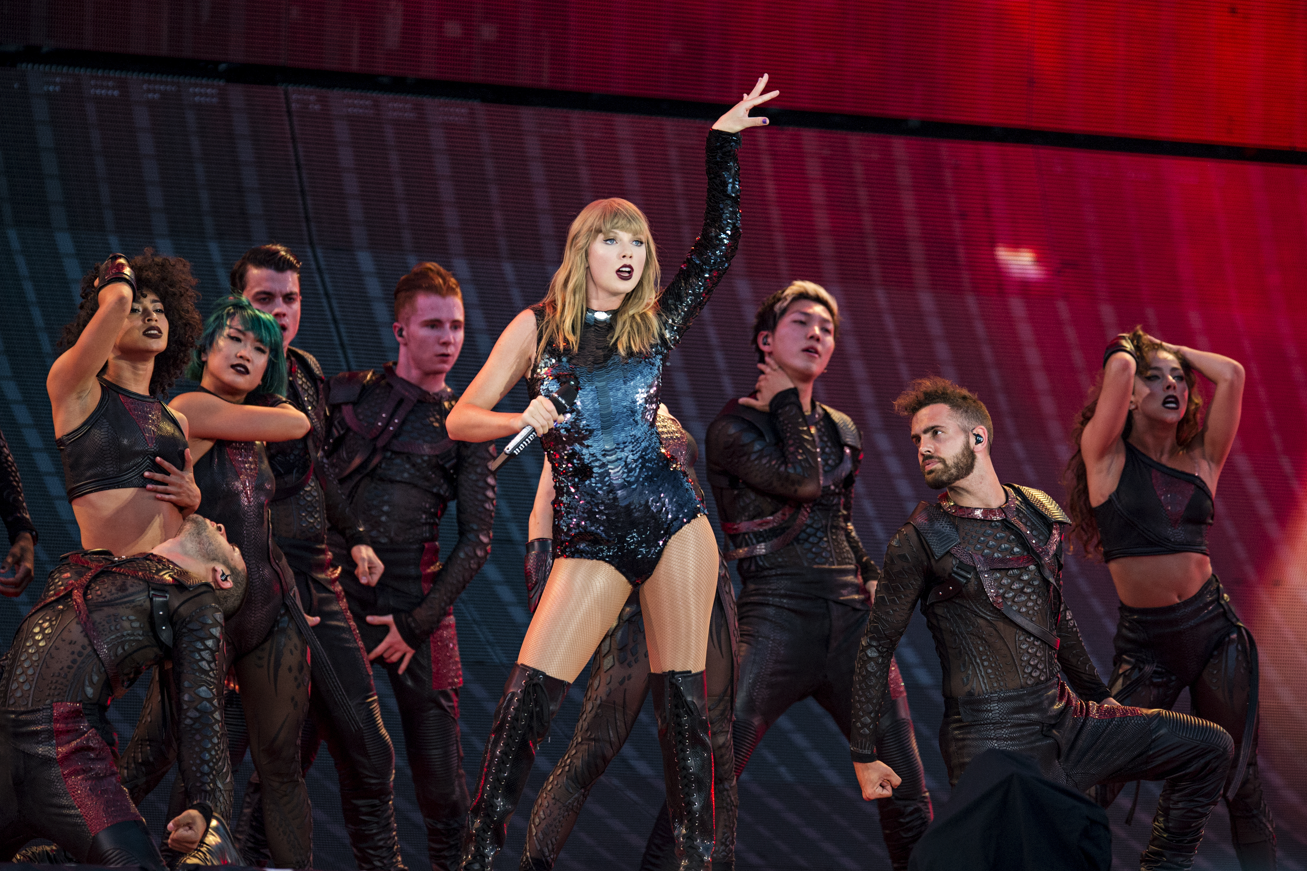 Funkhouser News Taylor Swift Reputation Philly Setlist