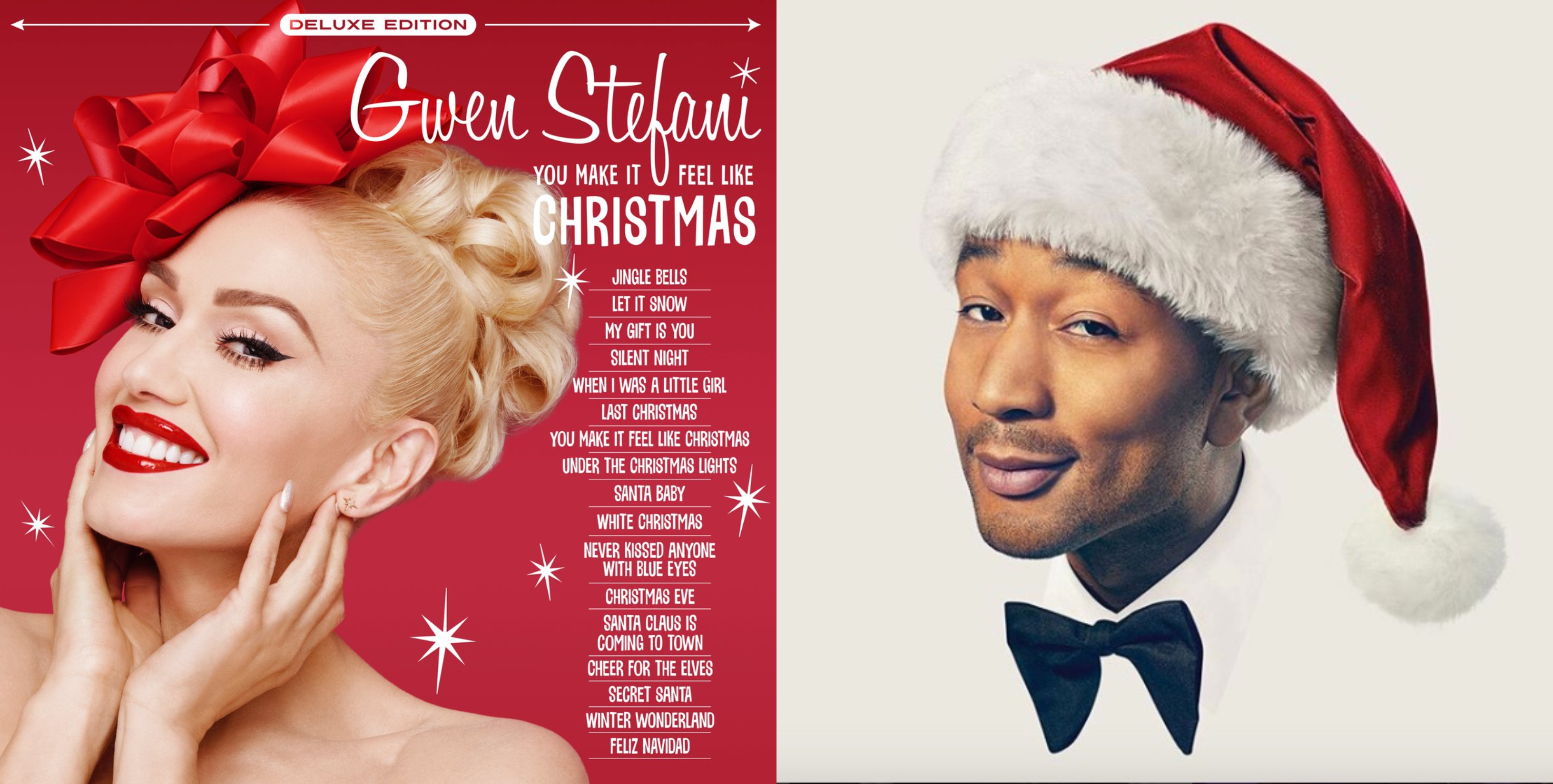 Gwen Stefani and John Legend are Both Releasing Christmas Albums ...