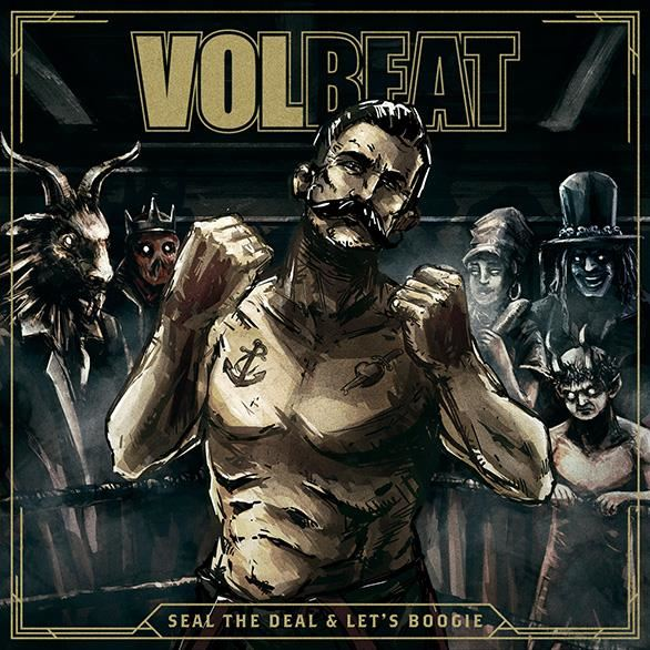 Volbeat tons of rock