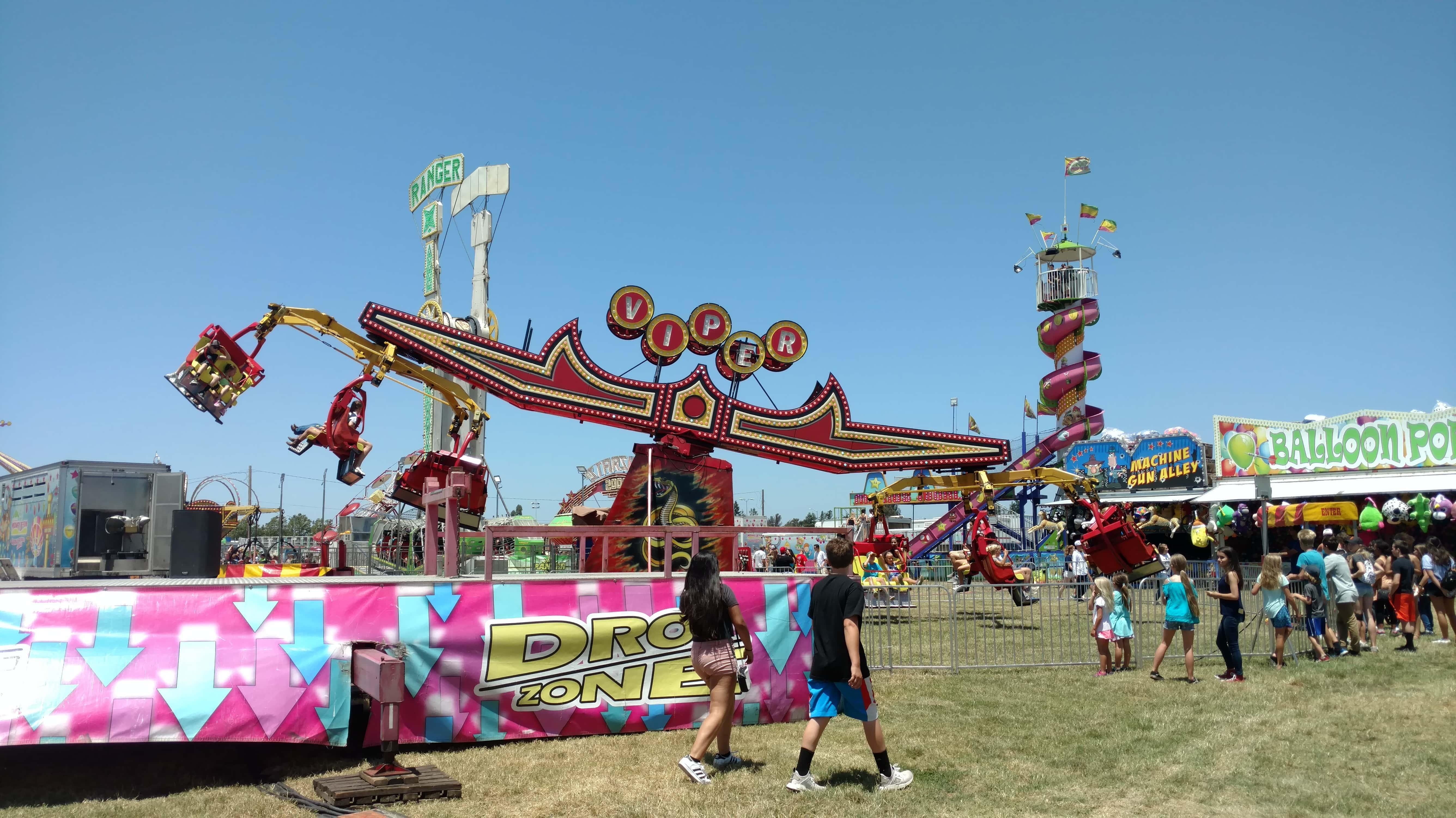 Sonoma Marin Fair 2020.Sonoma Marin Fair Kicks Of Amidst The Heat Ksro