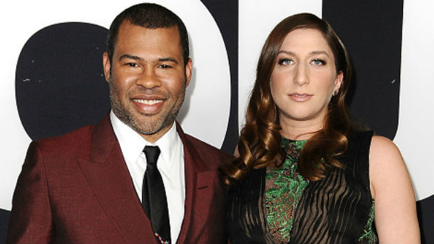 Jordan Peele And Chelsea Peretti Welcome First Child Ksro