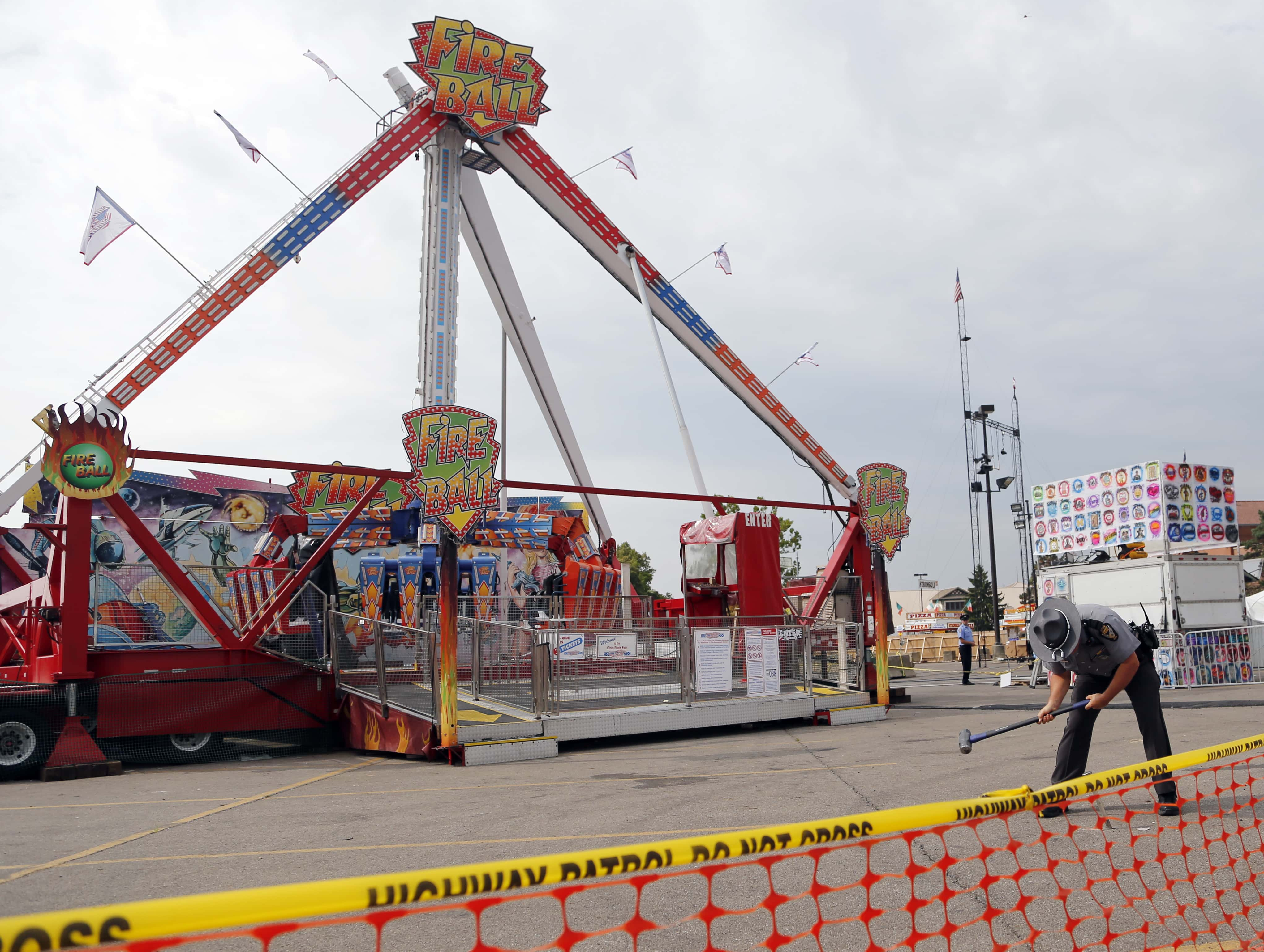 Sonoma Marin Fair 2020.Sonoma County Fair Wants To Reasure Public That Rides Are
