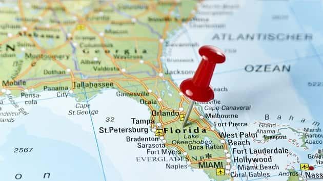 Show Map Of Florida.Video Shows Florida Shooting Suspect Nikolas Cruz Fighting Students