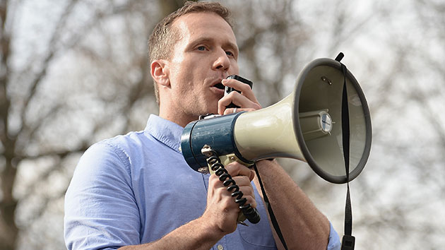Missouri governor indicted under law targeting peeping toms