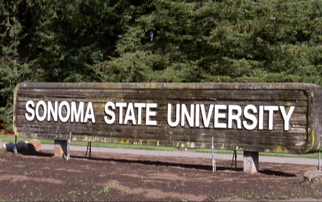 Sonoma State University Ranked Among the Best Colleges in
