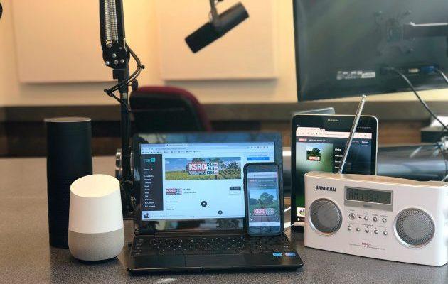 KSRO - Sonoma County's FM News Talk